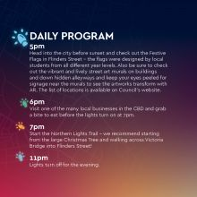 Northern Lights Trail Daily Program