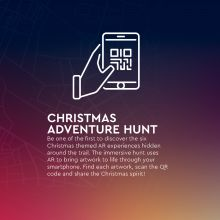 Northern Lights Trail Christmas Adventure Hunt