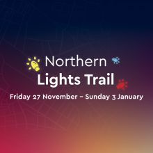 Northern Lights Trail - Friday 27 November to Sunday 3 January